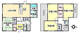 南生駒駅 2,980万円