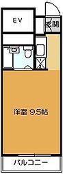 MCベースビル[2階]の間取り