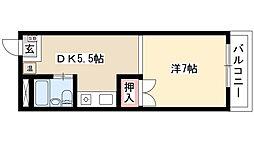 高畑駅 3.6万円