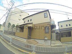 メイプルコート上渋谷B[2階]の外観