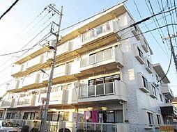 埼玉県川口市元郷6丁目の賃貸マンションの外観