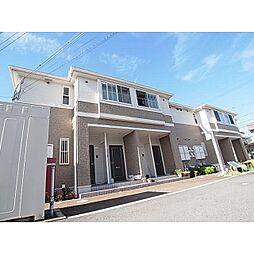 奈良県香芝市磯壁の賃貸アパートの外観