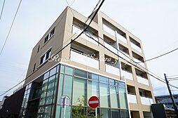 神奈川県相模原市中央区清新2丁目の賃貸マンションの外観