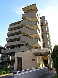 都民住宅グリシーヌ[302号室]の外観