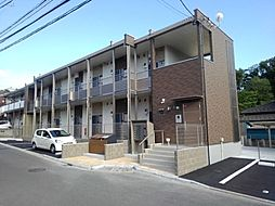 JR京浜東北・根岸線 本郷台駅 徒歩17分の賃貸アパート