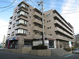 大阪府大東市野崎1丁目の賃貸マンションの外観