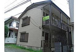 カルム鶴ヶ峰[202号室]の外観