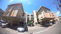 第二塚本コーポラス[4階]の外観