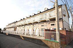 リルパイン越谷 A棟・B棟[B206号室]の外観