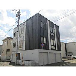 札幌市営東西線 白石駅 徒歩8分の賃貸アパート