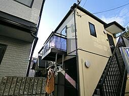 兵庫県神戸市長田区平和台町1丁目の賃貸アパートの外観