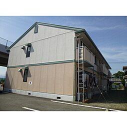 神奈川県小田原市穴部新田の賃貸アパートの外観