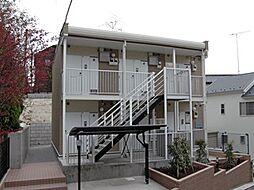 神奈川県川崎市宮前区菅生1丁目の賃貸アパートの外観