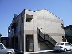 グリンパル幸南[2階]の外観