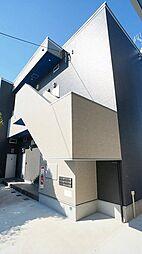 沖ハウス[2階]の外観