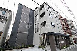 くめマンションEAST[1階]の外観