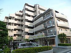 藤和シティコープ平井二丁目の外観です。