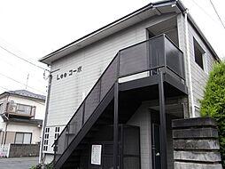 LEEコーポ[1階]の外観