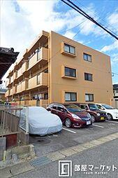 愛知県豊田市今町2丁目の賃貸マンションの外観
