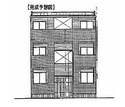兵庫県明石市鷹匠町の賃貸アパートの外観