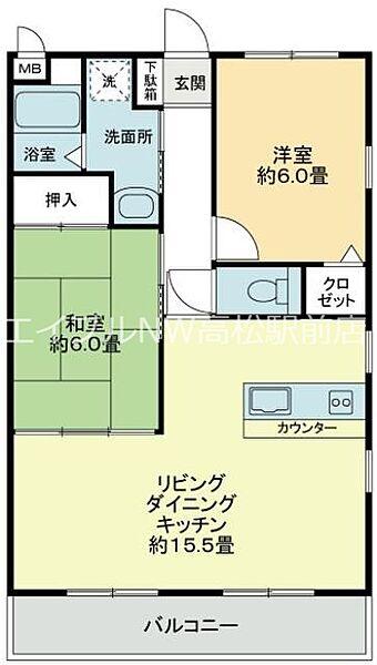 太田南小学校(高松市)の学区・周辺の賃貸アパート ...