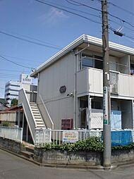 埼玉県ふじみ野市上福岡2丁目の賃貸アパートの外観