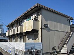 フォーブル盛田[101号室]の外観