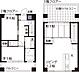 間取り,3LDK,面積69.61m2,賃料20.0万円,JR中央線 国立駅 徒歩3分,,東京都国立市北1丁目