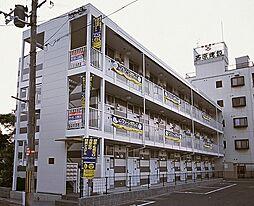 大阪府大阪市東淀川区下新庄4丁目の賃貸アパートの外観
