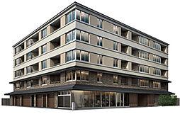 「パークホームズ堺町御門」[2階]の外観
