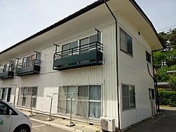 楓青山ハイツB[2階]の外観