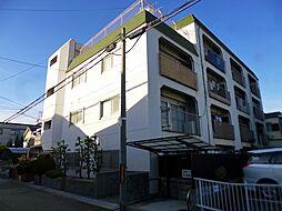 若草ハイツ[4階]の外観