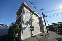 垣根マンション[1階]の外観