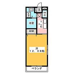 LM.Factory[2階]の間取り