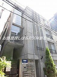 レジディア西新宿[204号室]の外観