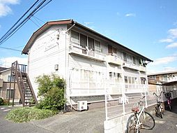 レインボーハウス[1階]の外観