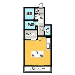 近鉄富田駅 5.7万円