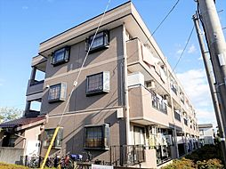 原第10マンション[102号室]の外観