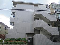 京都府京都市上京区福長町の賃貸マンションの外観