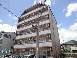 上桂くめマンション[208号室]の外観