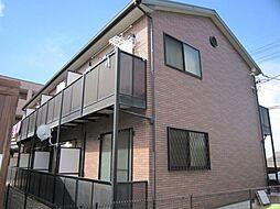 プレジール エマイユ[2階]の外観