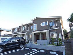 Sun Nakajima[2階]の外観