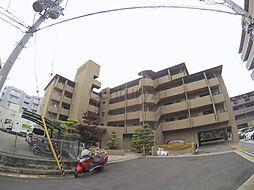ソアール門戸荘[3階]の外観