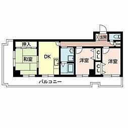 大久保駅 6.8万円