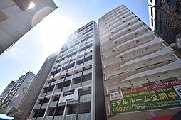 コンフォリア阿波座[2階]の外観