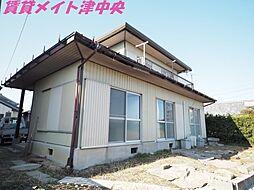 [一戸建] 三重県津市小舟 の賃貸【/】の外観