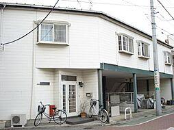 [タウンハウス] 東京都足立区関原2丁目 の賃貸【/】の外観