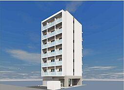 (仮)新庄町マンション計画[2階]の外観