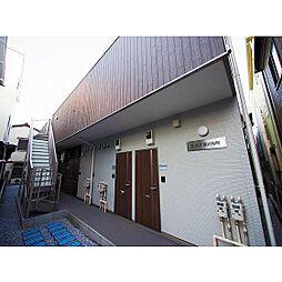 神奈川県川崎市川崎区渡田東町の賃貸アパートの外観