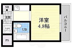 三国駅 3.5万円